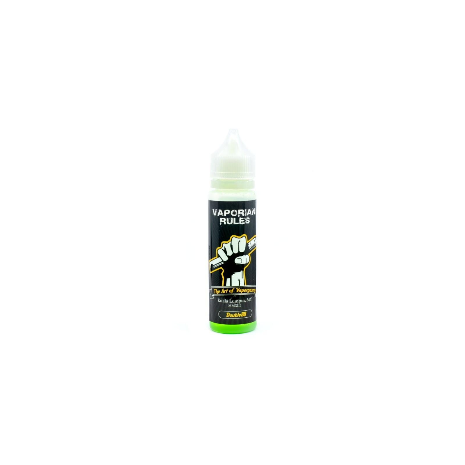 double 88 50 ml - Vaporian Rules