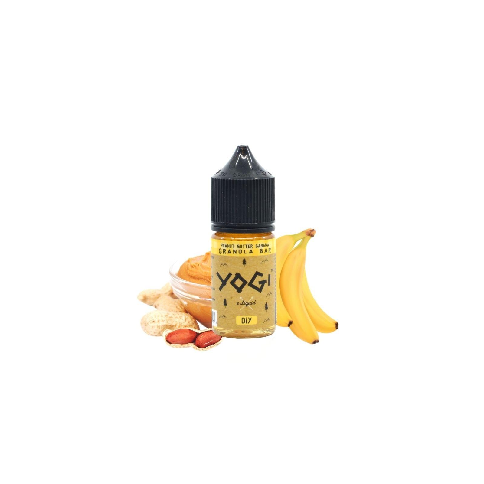 Concentré Peanut Butter Banana Granola Bar - Yogi