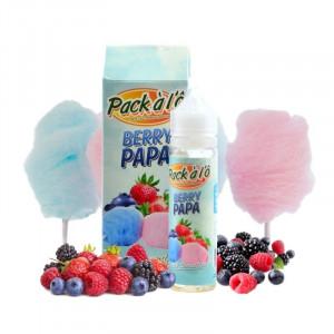 Berry Papa 50ml - Pack à l'ô