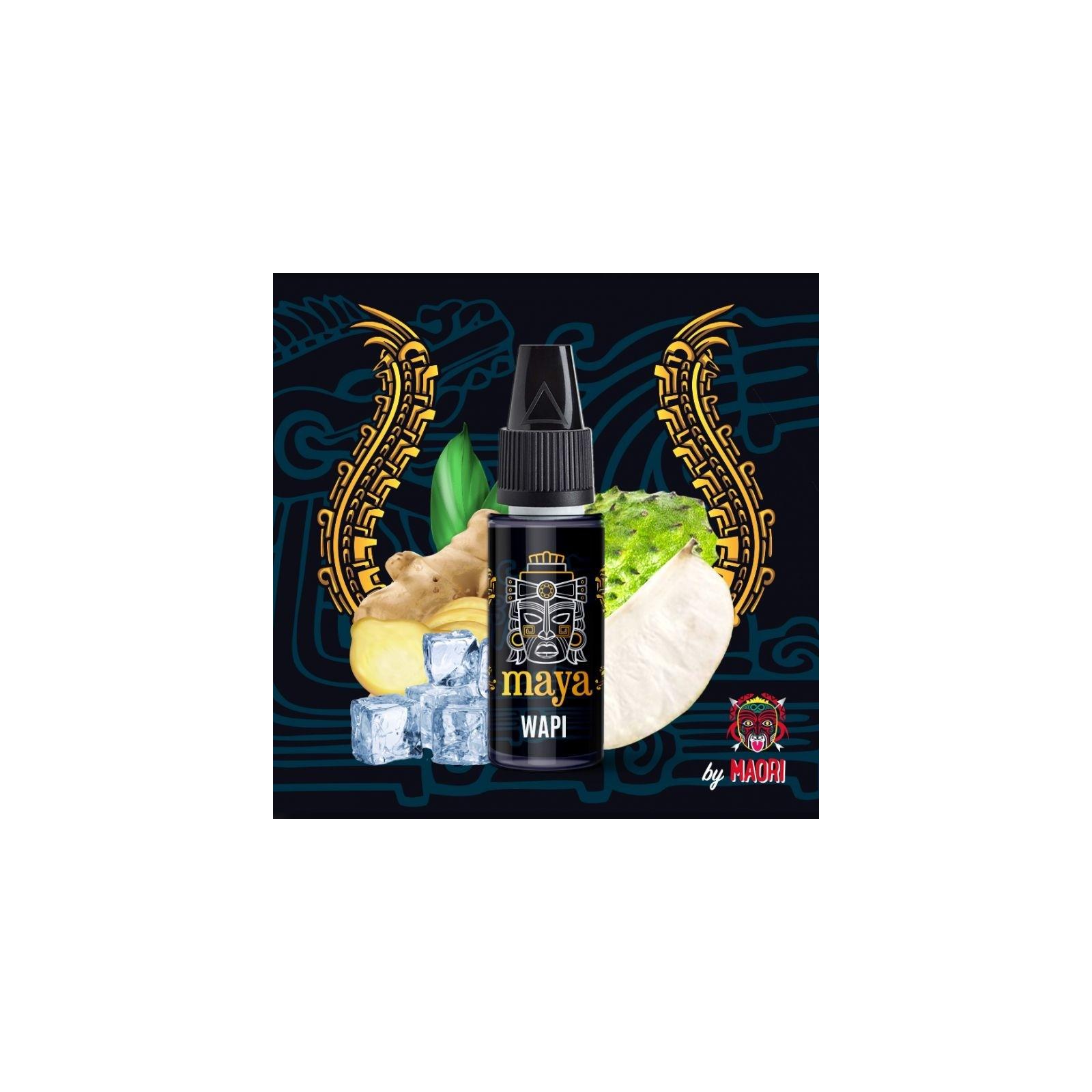 Concentré Wapi Maya - Maori