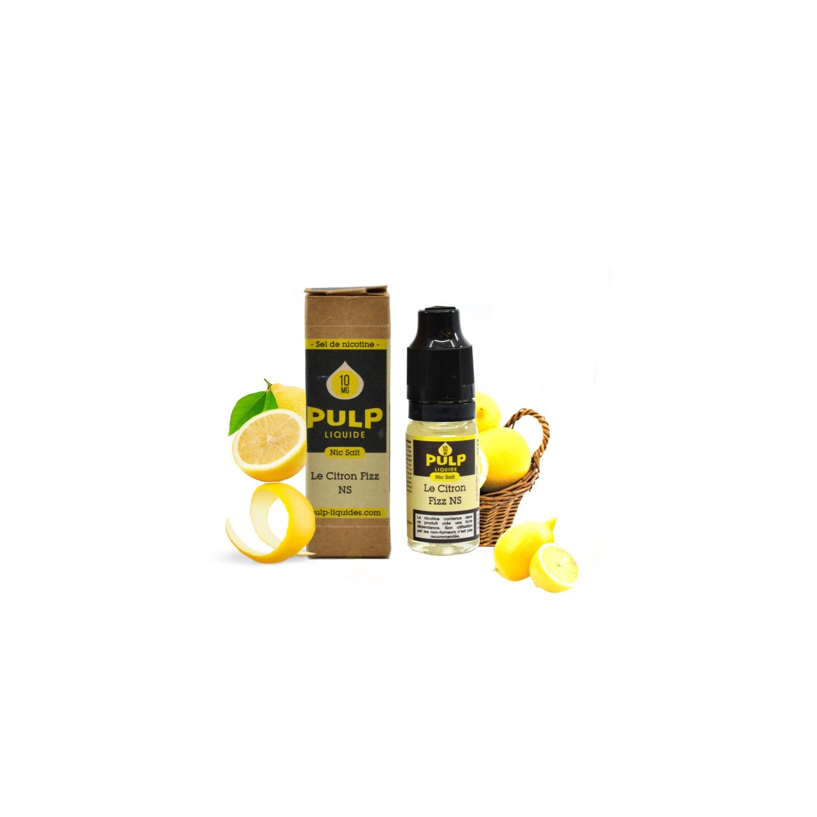 Le Citron Fizz NS - Pulp