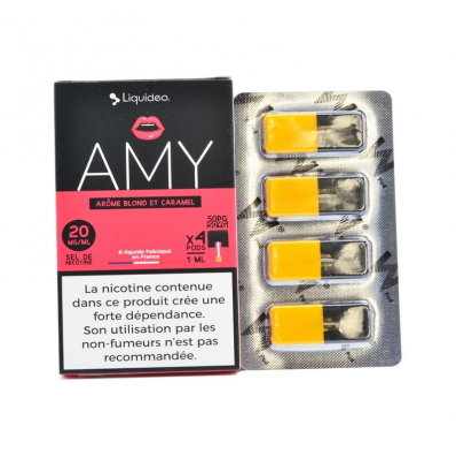 Cartouche Amy Liquideo - W Pod