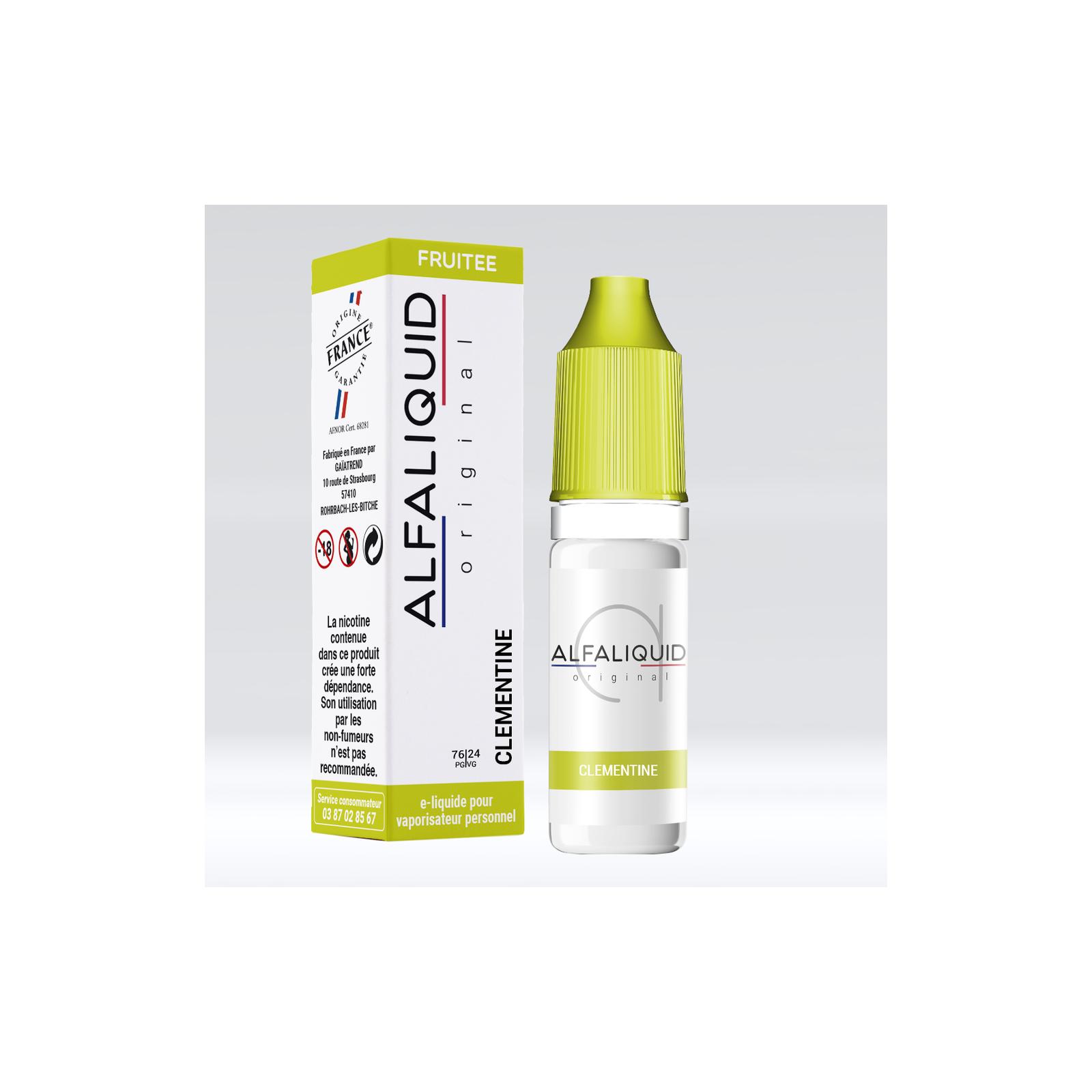 Clémentine - Alfaliquid