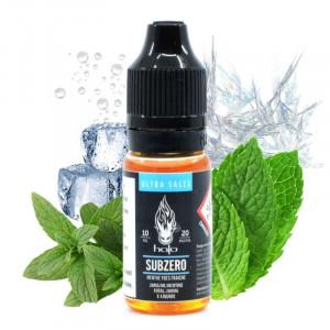 Subzero Sels de nicotine 10 ml - Halo