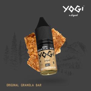 Original Granola Bar Sel de Nicotine 10 ml - Yogi