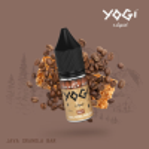 Java Granola Bar Sel de Nicotine 10 ml - Yogi