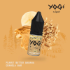Peanut Butter Banana Granola Bar Sel de Nicotine 10 ml - Yogi