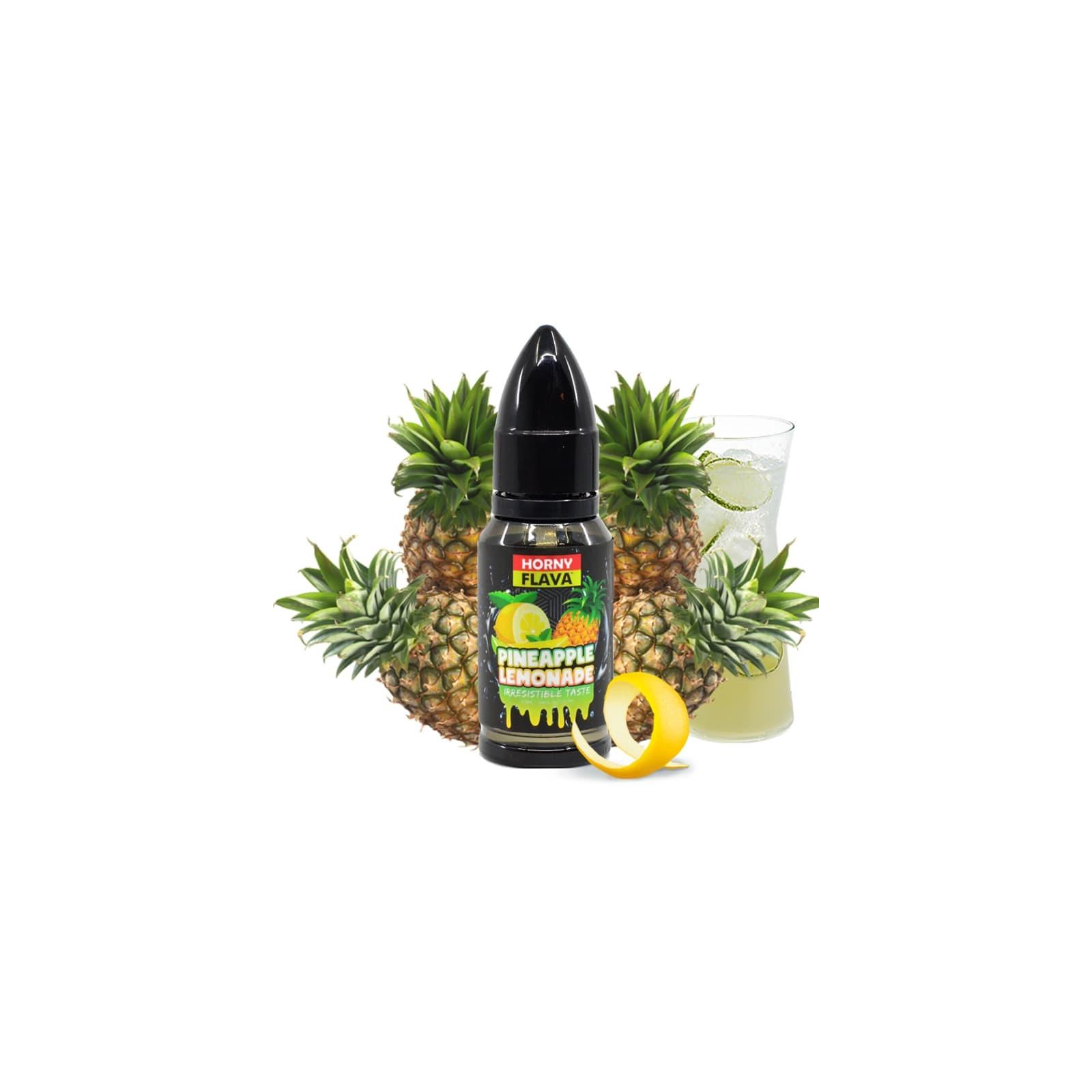 Pineapple Lemonade 65ml - Horny Flava