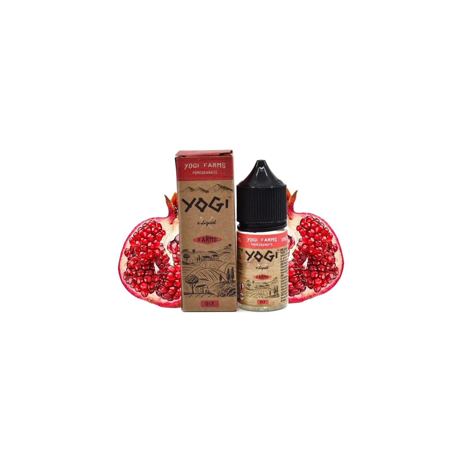 Concentré Pomegranate 30ml - Yogi Farms