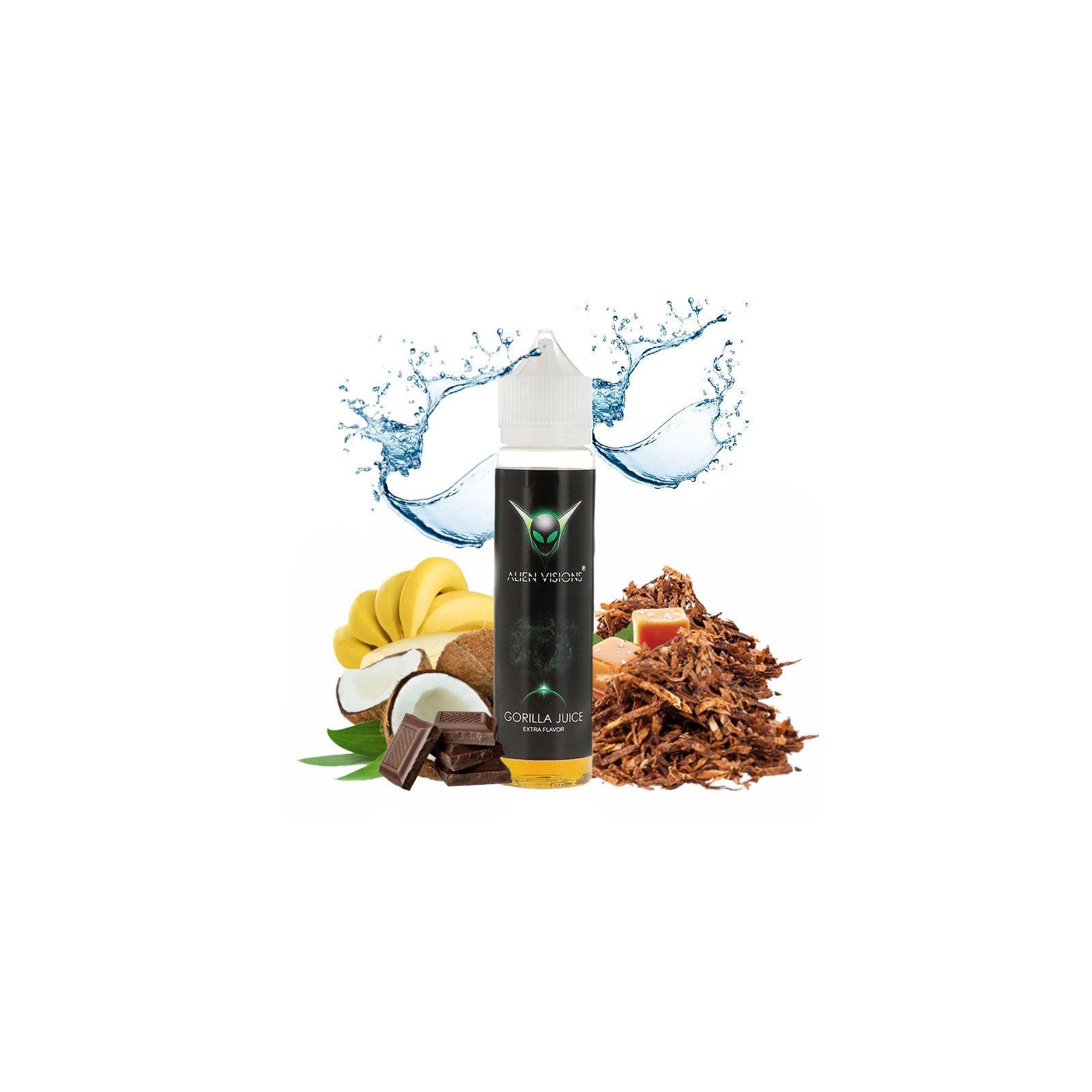 Gorilla Juice Extra Flavor 50ml  - Alien Visions