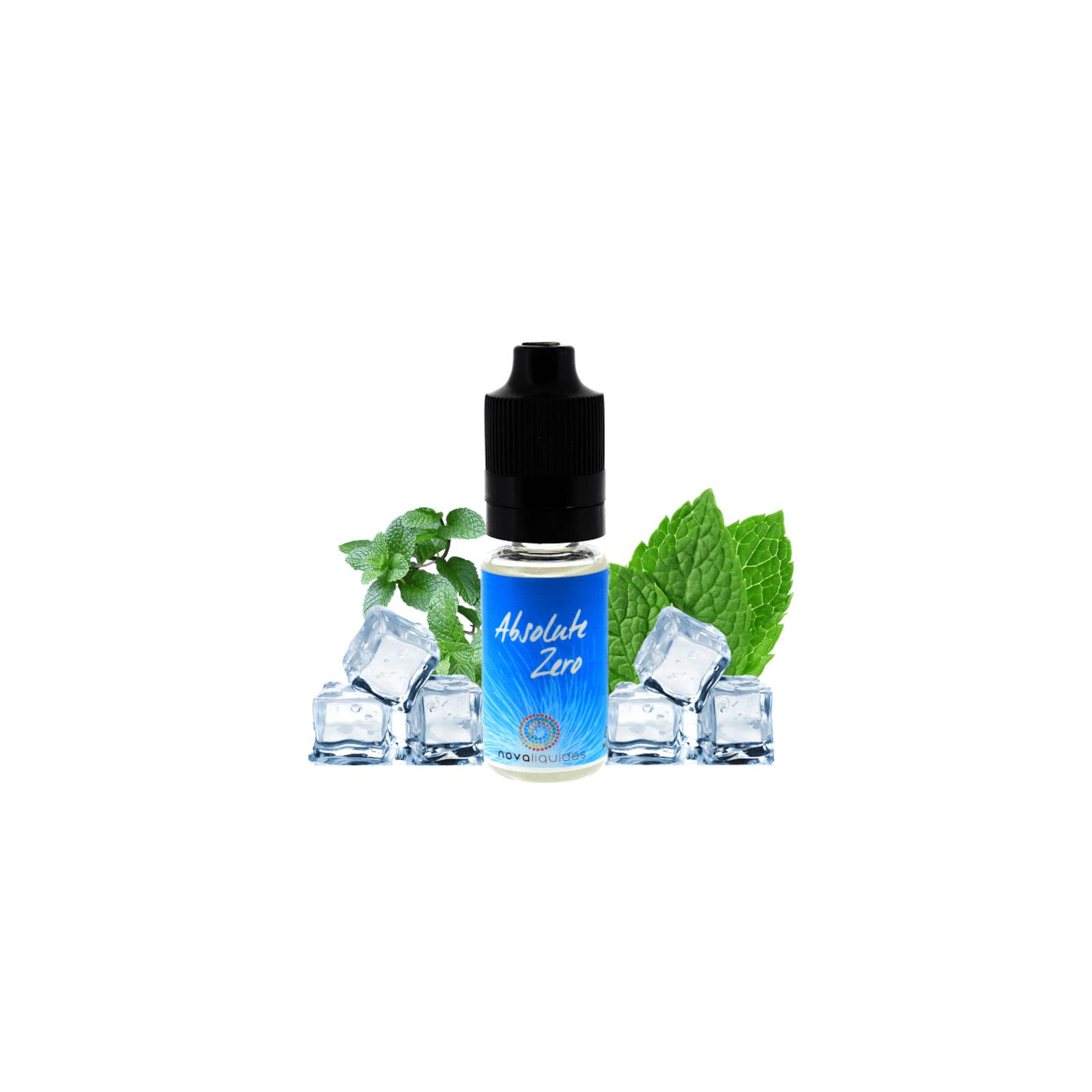 Absolute Zero 10 ml - Nova Liquides