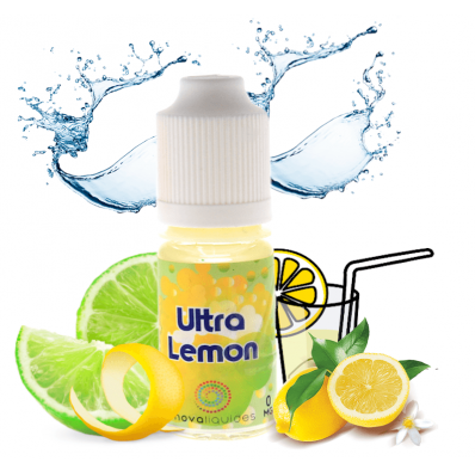 Ultra Lemon 10 ml - Nova Liquides