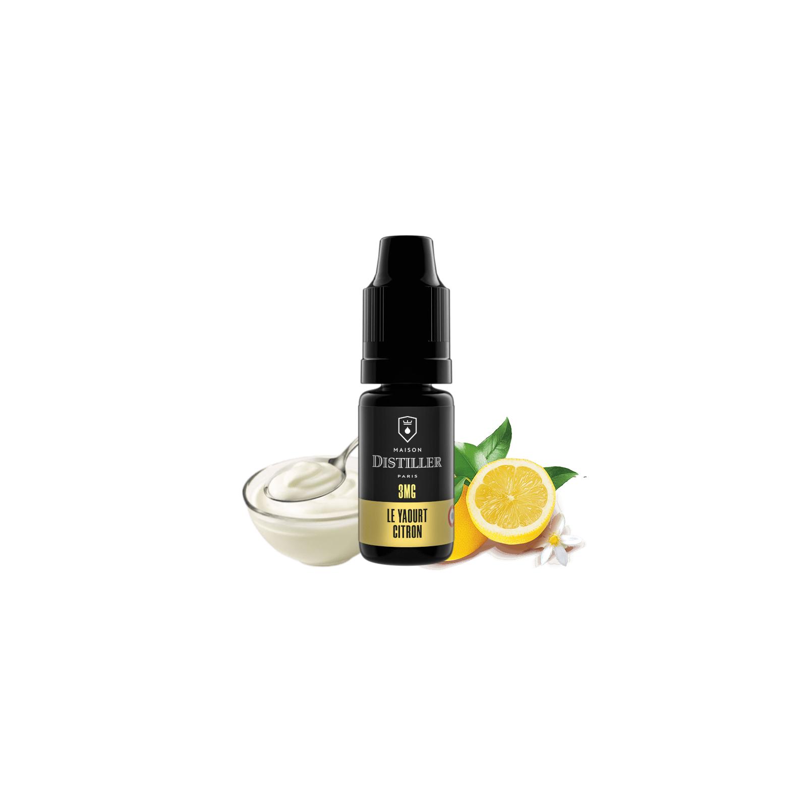 Le Yaourt Citron 10ml - Le Distiller