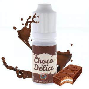 Choco délice 10ml - Nova Liquides