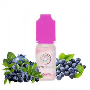 Myrtille 10ml - Nova Liquides