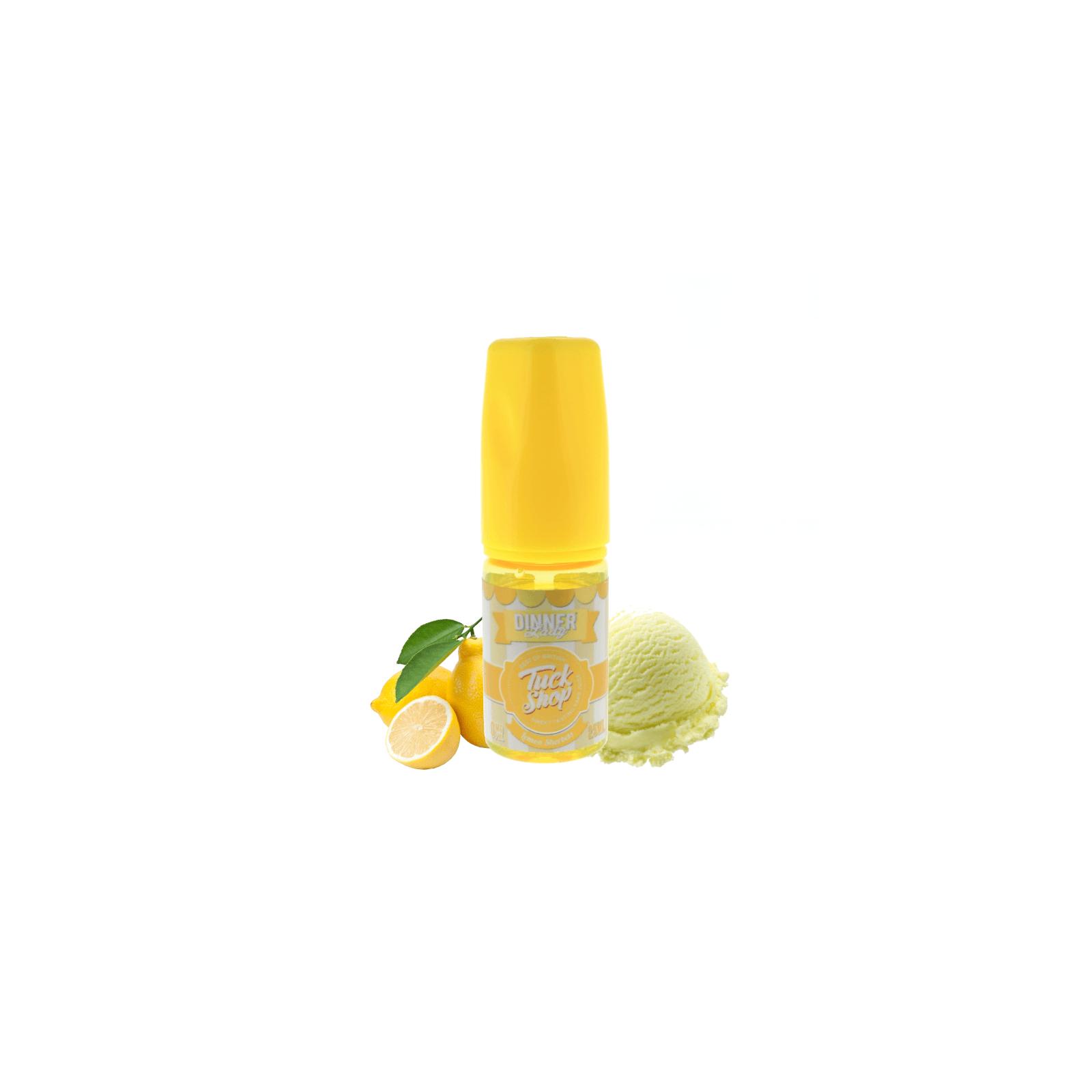 Concentré Lemon Sherbets 25ml - Dinner Lady