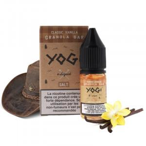 Classic Vanilla Granola Bar Salt 10ml - Yogi