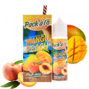 Mango Peach 50ml - Pack à l'ô