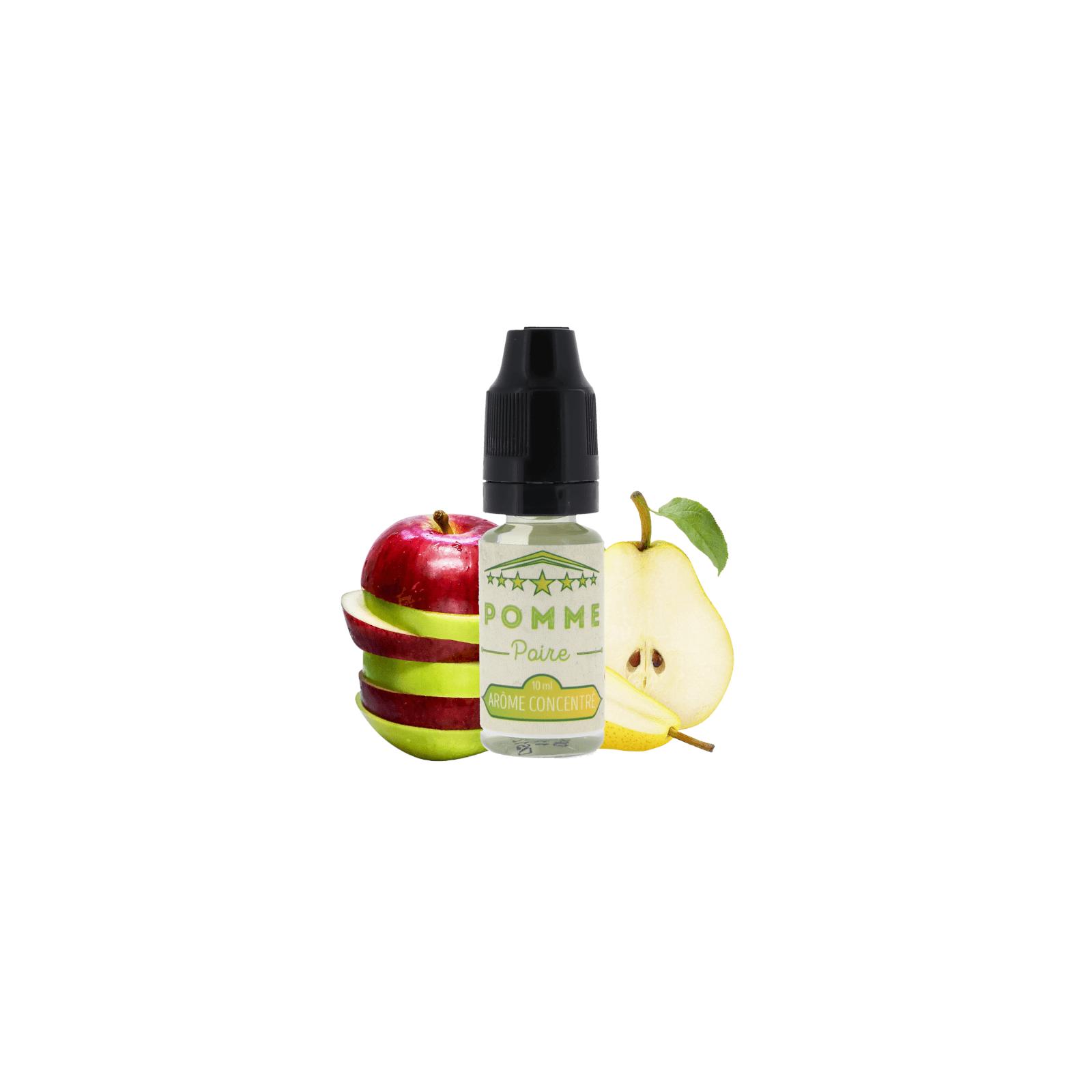 Concentré Pomme Poire 10ml - VDLV