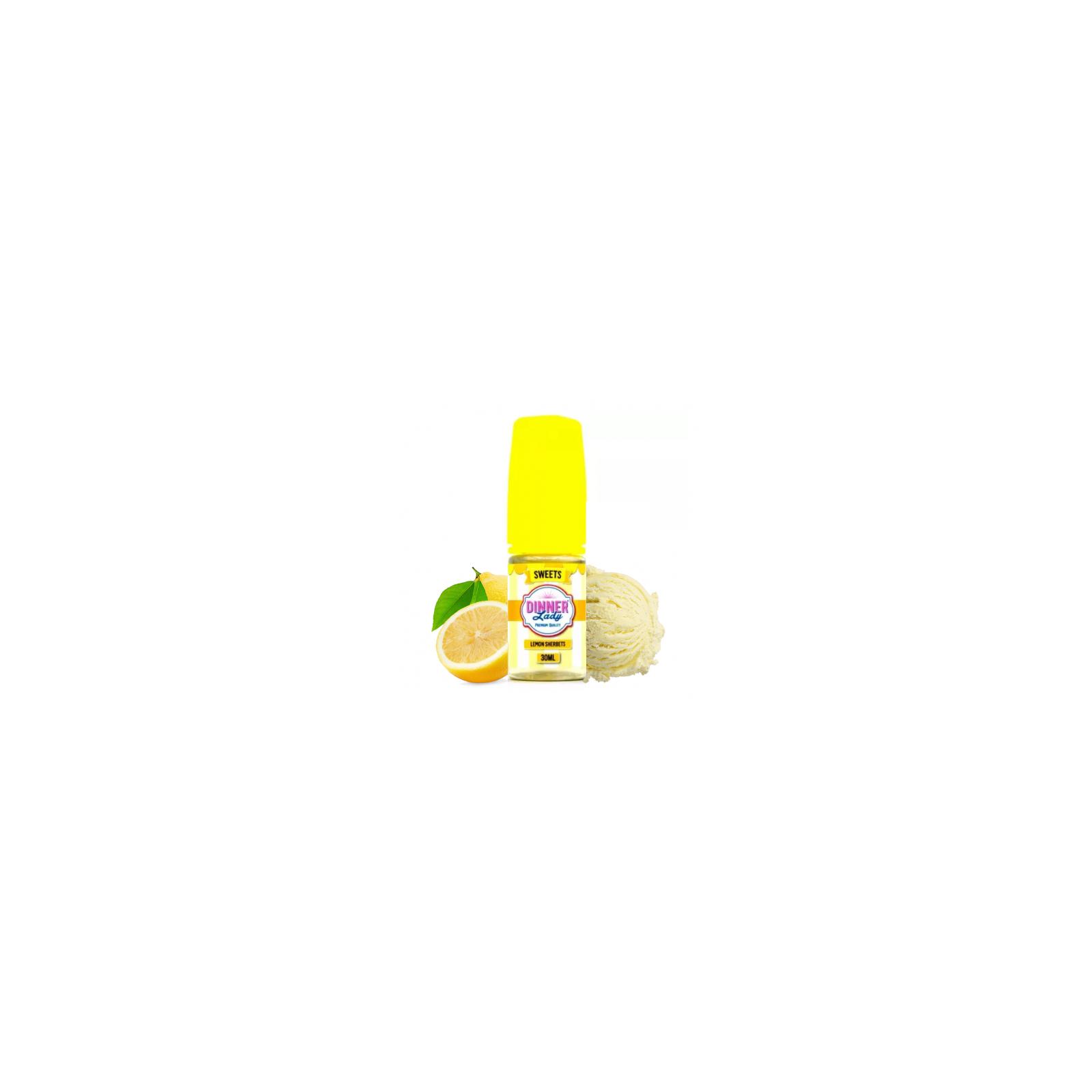 Concentré Lemon Sherbets 30ml - Dinner Lady