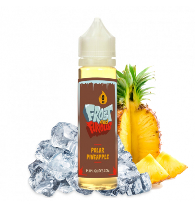 Polar Pineapple 50 ml Frost and Furious - Pulp