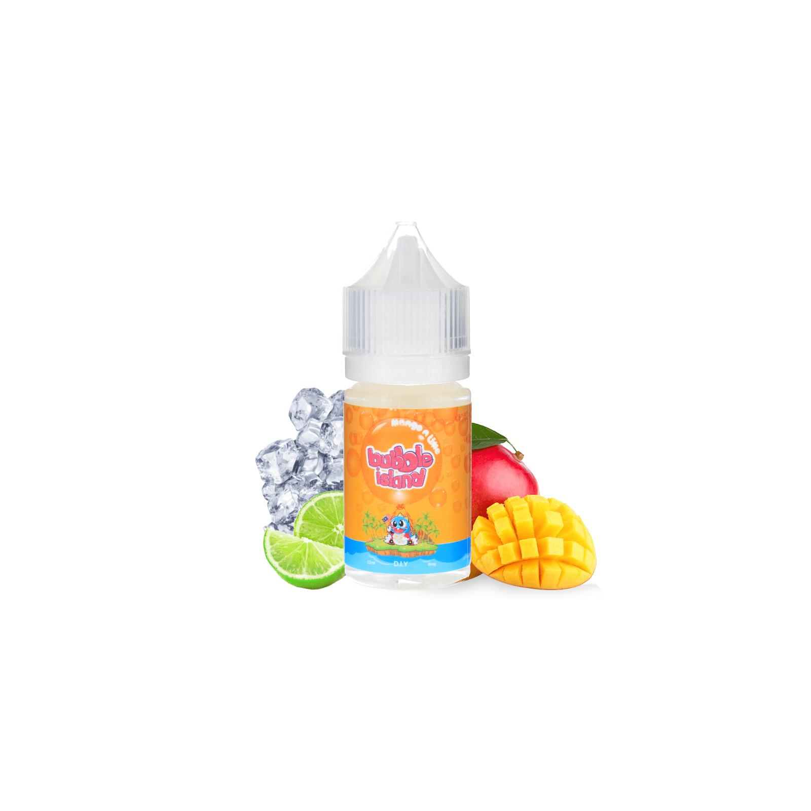 Concentré Mango N Lime 22ml - Bubble Island