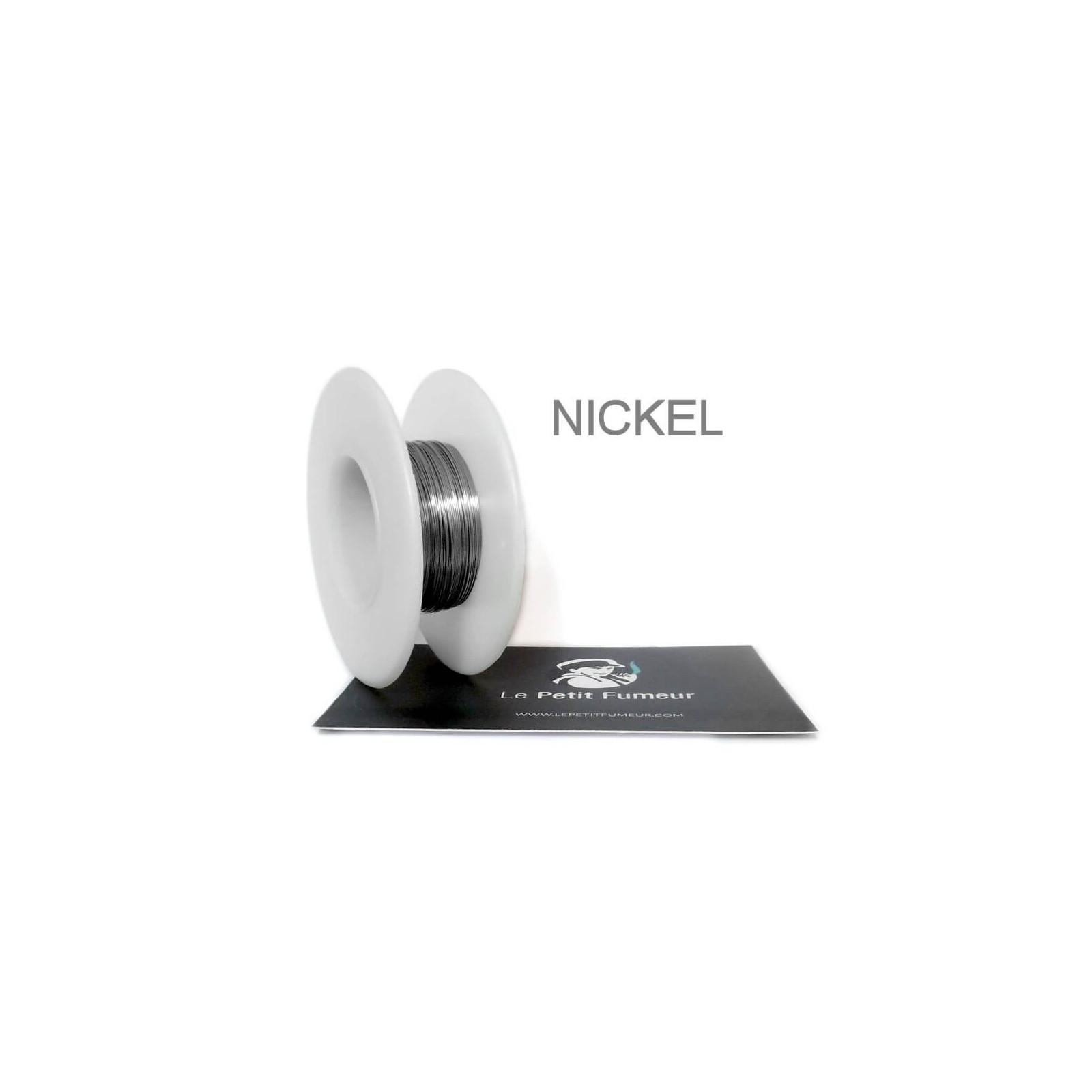 Nickel Ni200 - LE PETIT FUMEUR