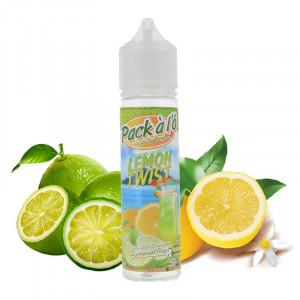 Lemon Twist 50ml - Pack à l'ô