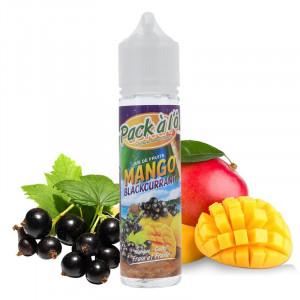 Mango Blackcurrant 50ml - Pack à l'ô