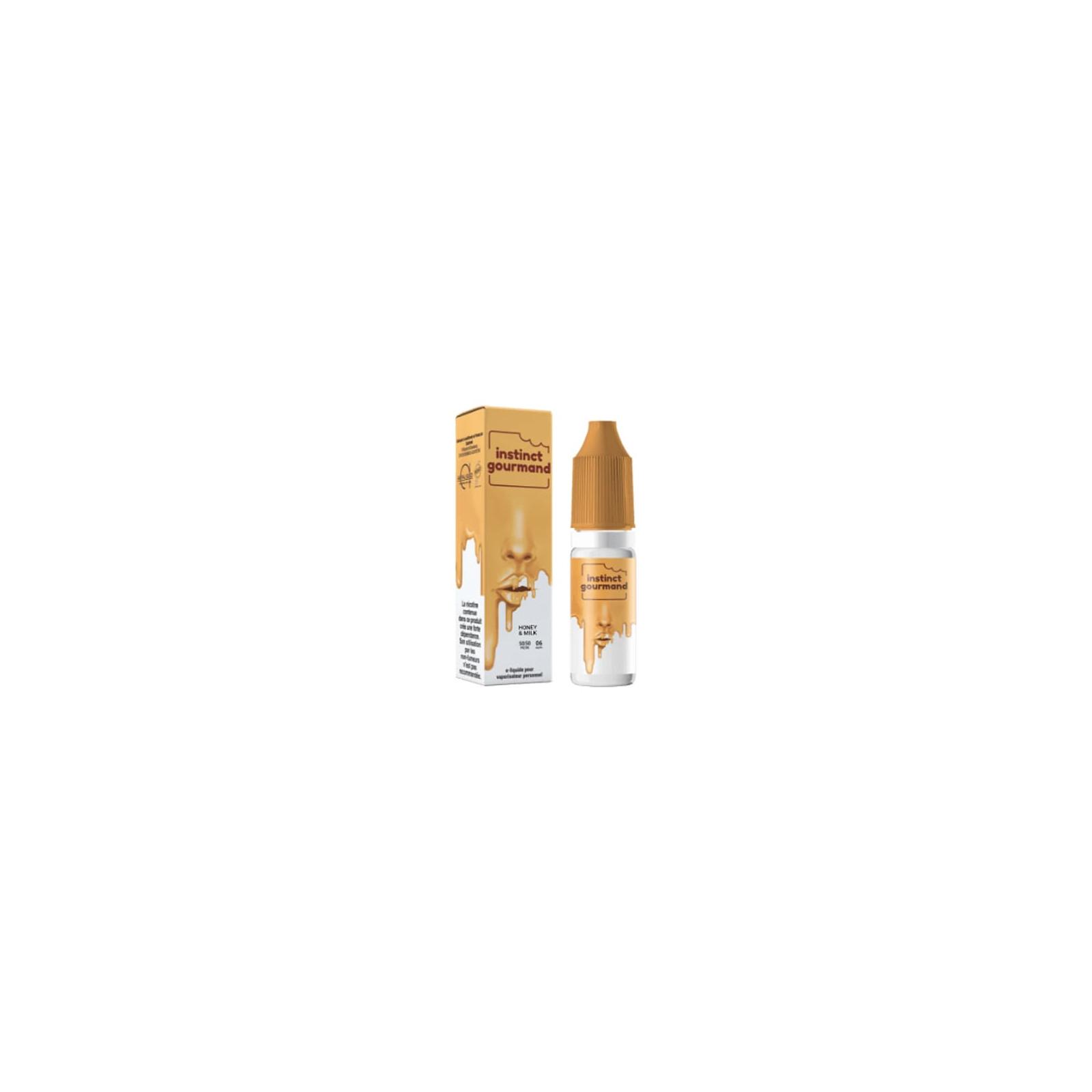 Honey & Milk 10ml - Alfaliquid
