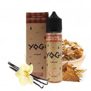 Vanilla Tobacco Granola Bar 50 ml - Yogi