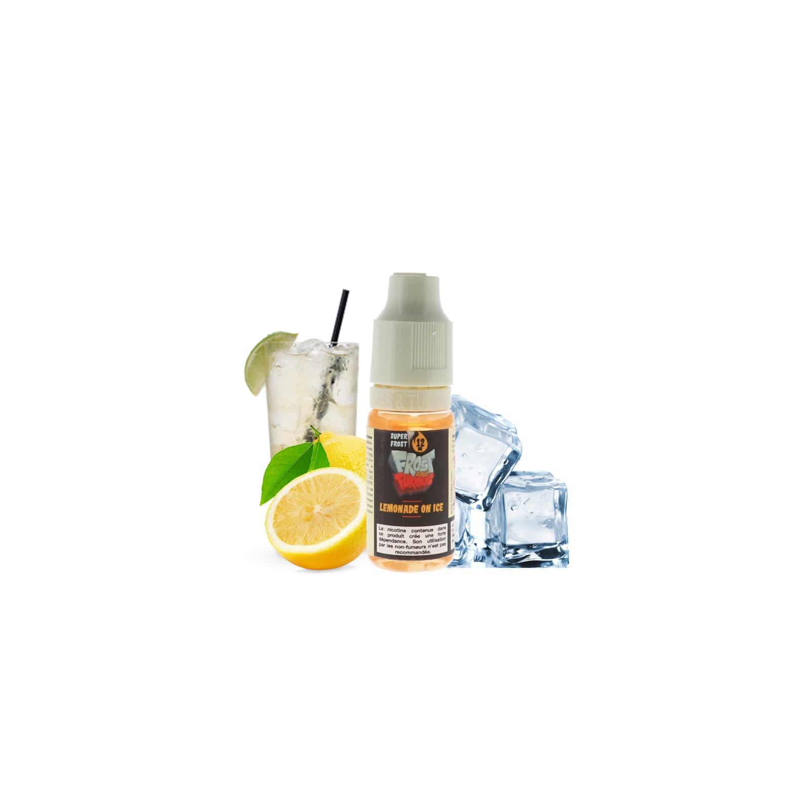 Lemonade on Ice Super Frost 10 ml - Pulp