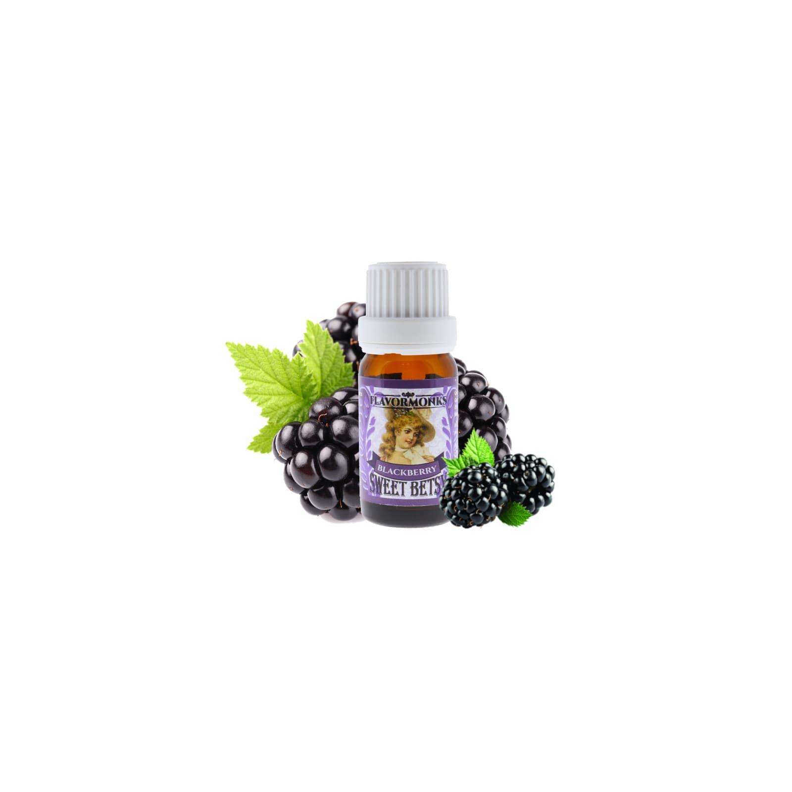 Concentré Blackberry Sweet Betsy 10ml - Flavormonks