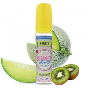 Melon Twist 0% sucralose 50ml - Dinner Lady