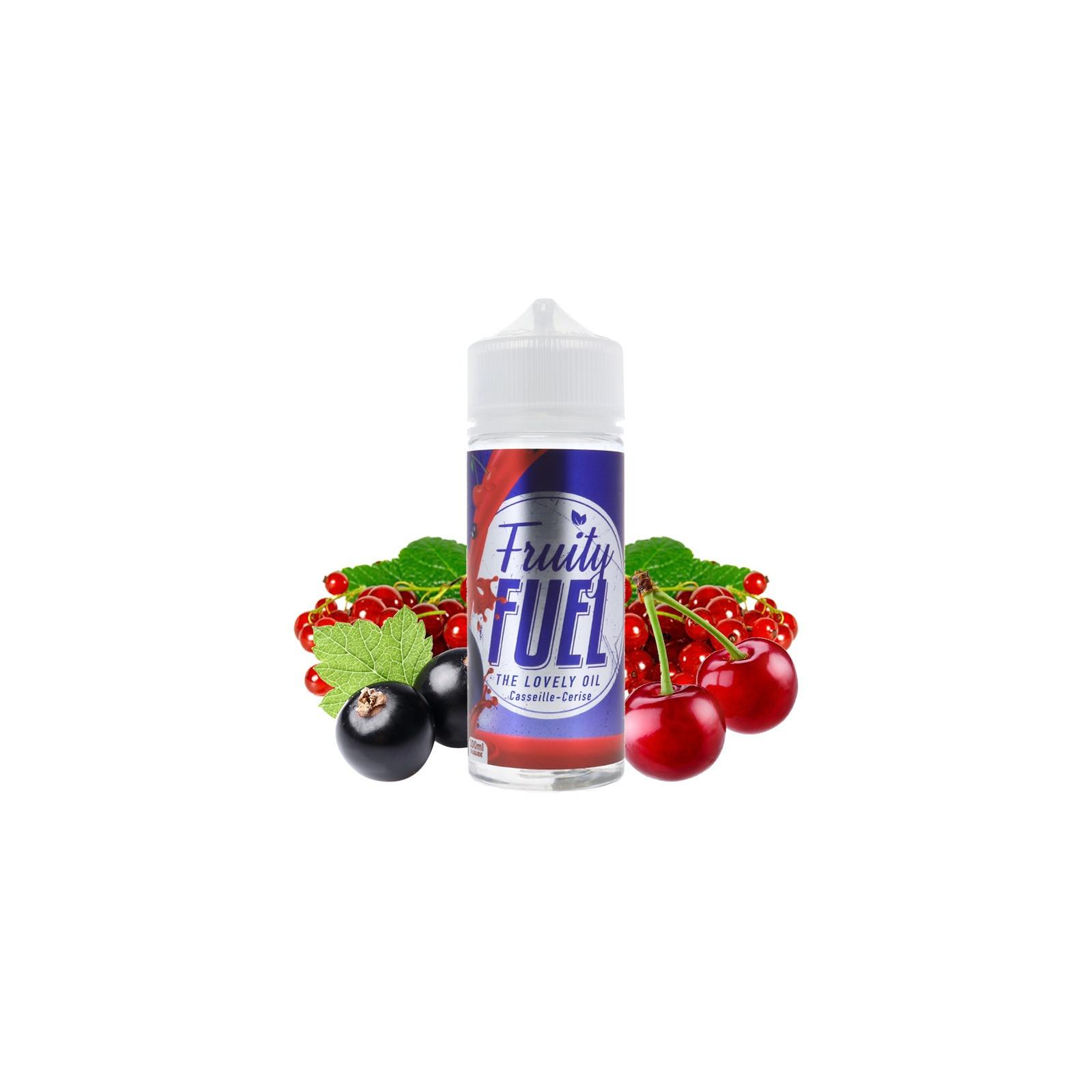 The Lovely Oil 100 ml - Fruity Fuel