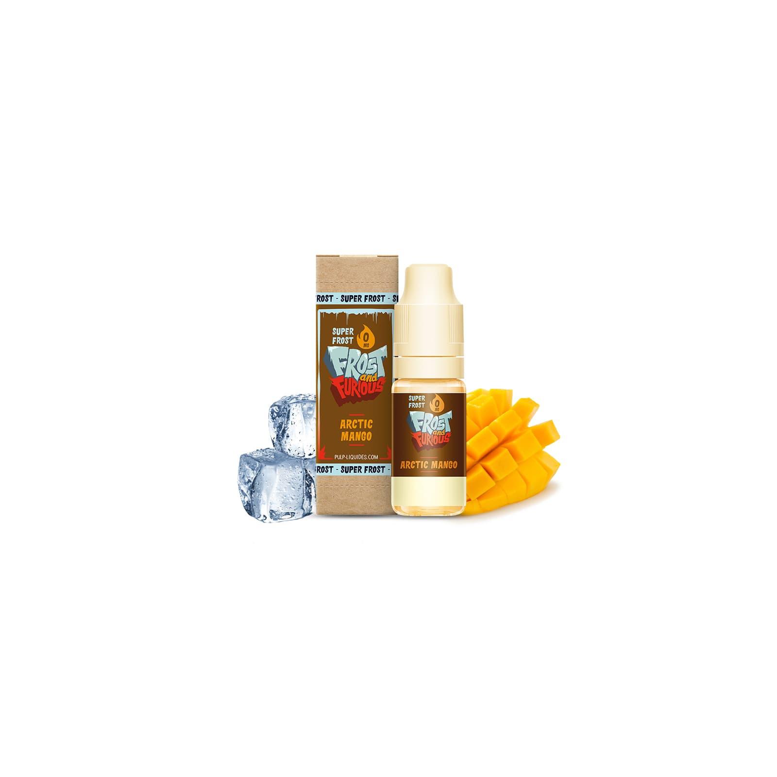 Arctic Mango Super Frost - Pulp
