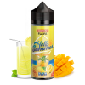 Mango Lemonade 100ml - Horny Flava