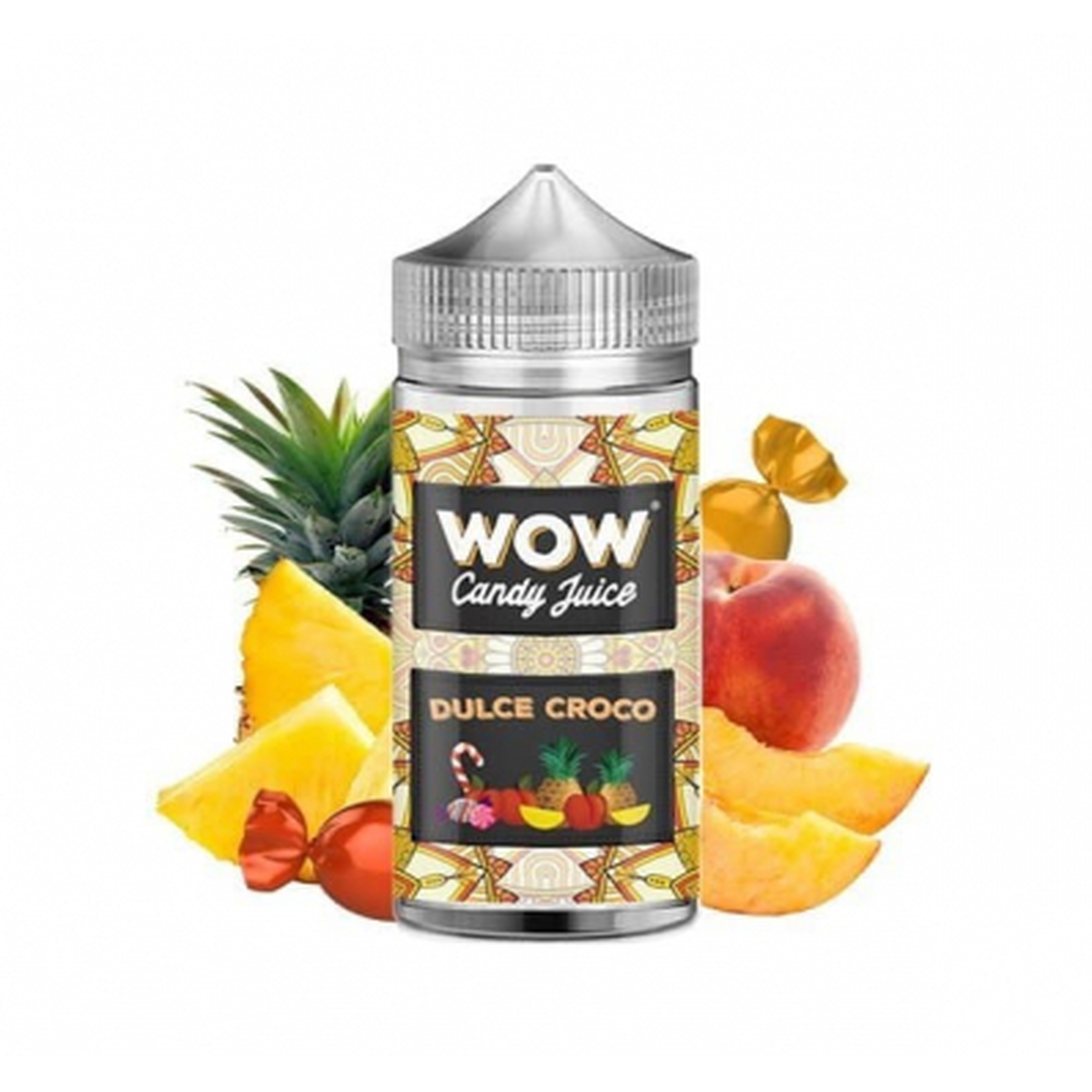 Dulce Croco 100ml - WOW Candy Juice