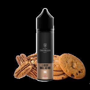 Le Biscuit Vanillé aux Noix 50ml - Le Distiller