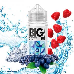Blue Sonic Blast 100ml - Big Tasty