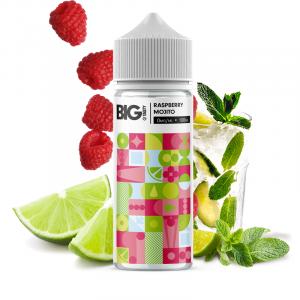 Raspberry Mojito 100ml - Big Tasty