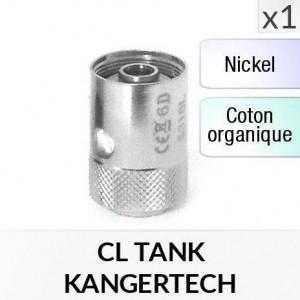Résistance CLOCC Nickel - 1 Pièce - KANGERTECH