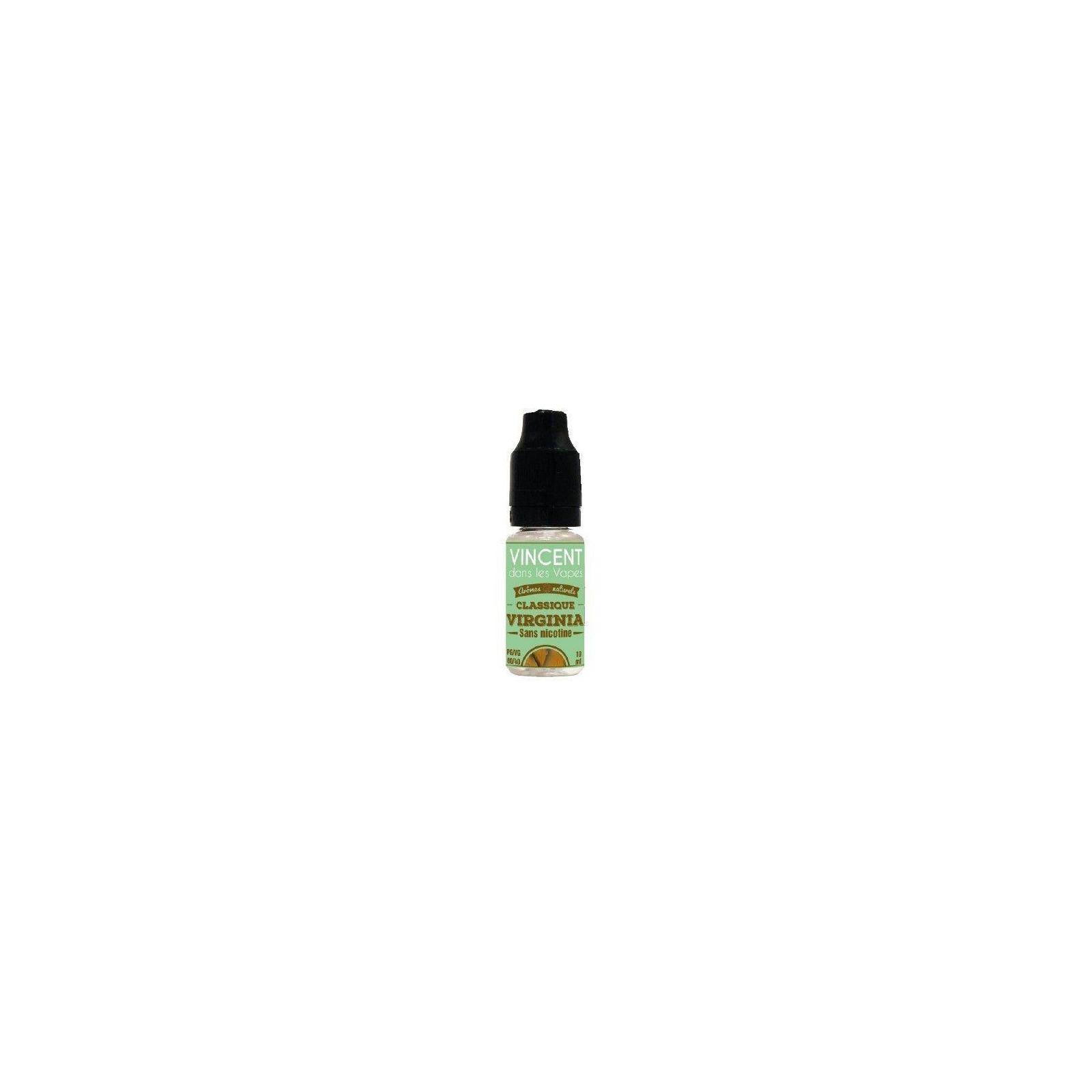 Classique Virginia - Vincent dans les Vapes