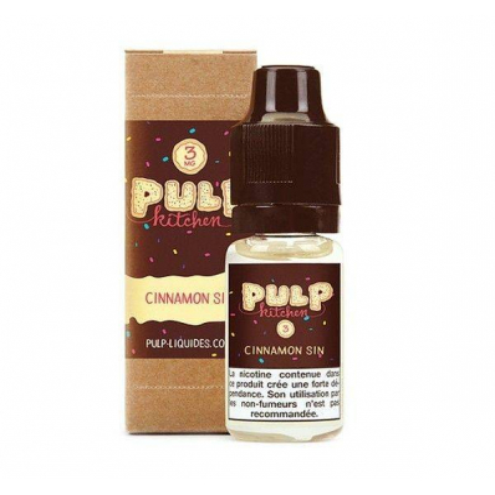 Cinnamon Sin - Pulp