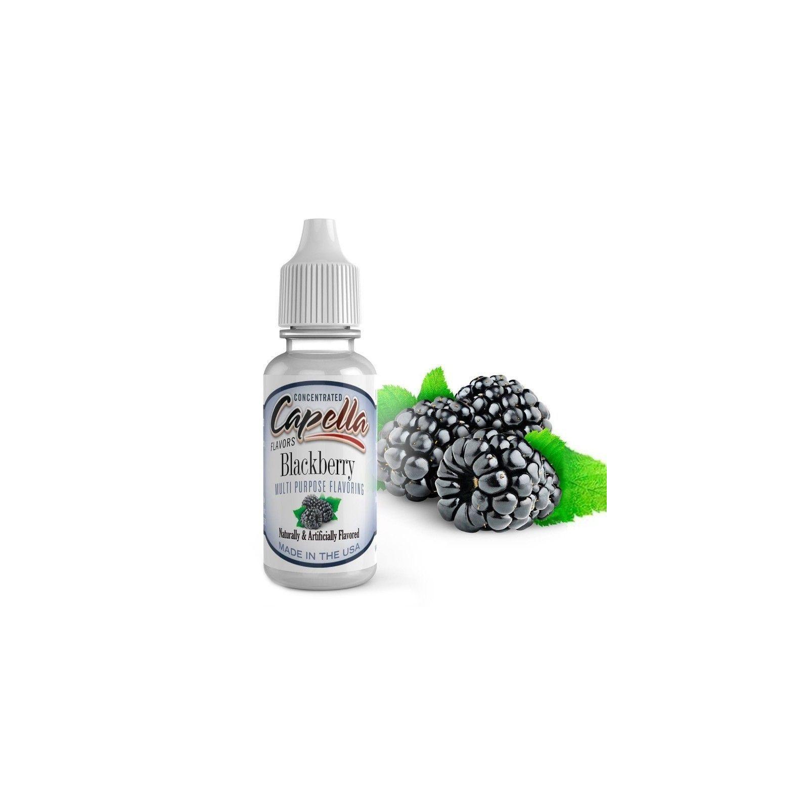 Concentré Blackberry - Capella