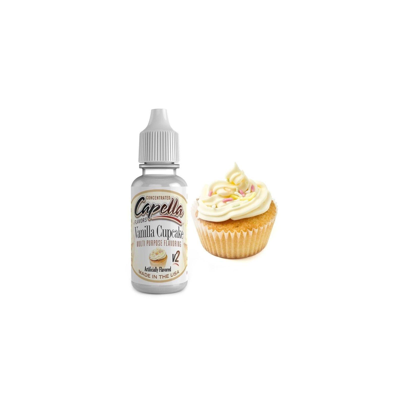 Concentré Vanilla Cupcake V2