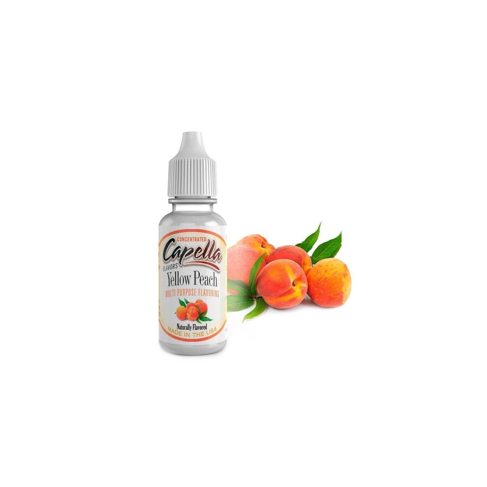 Concentré Yellow Peach