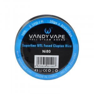 Super Fine MTL Wire - Vandy Vape