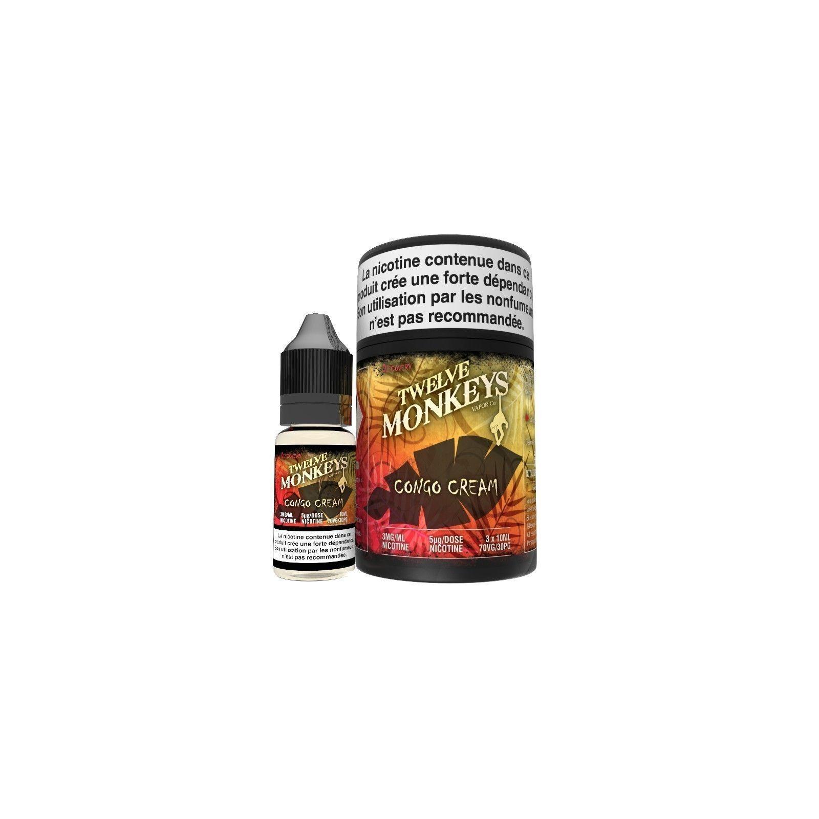 Congo Cream