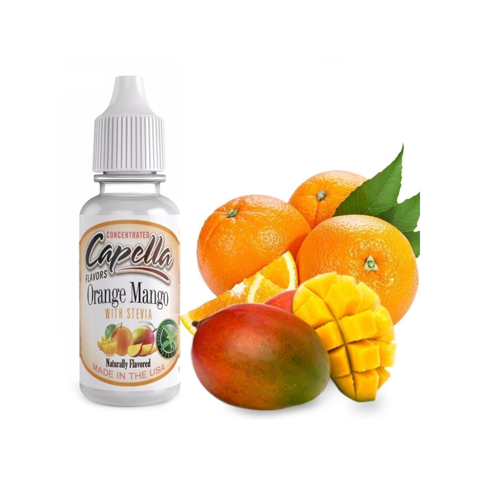 Concentré Orange Mango